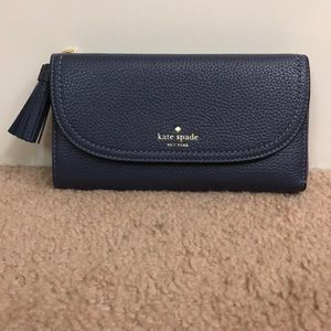 NWT Kate Spade Nathalie McCall Street Wallet